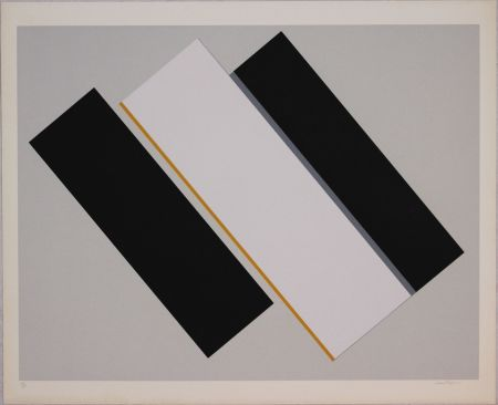 Sérigraphie Reggiani - Untitled