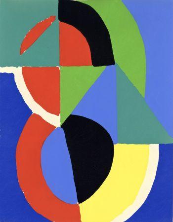 Pochoir Delaunay - Untitled