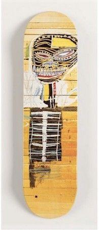 Sérigraphie Basquiat - Untitled