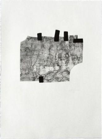 Gravure Chillida - Untitled