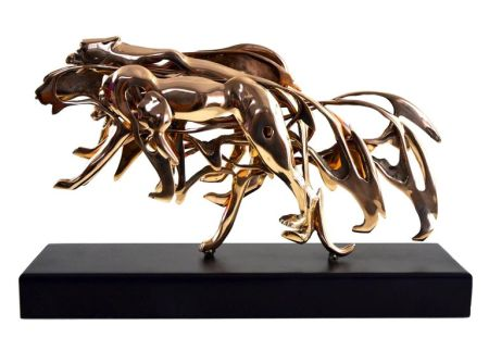 Lithographie Arman - Untitled