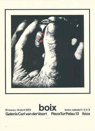 Sérigraphie Boix Alvarez - Untitled