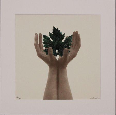 Lithographie Bentivoglio - Untitled