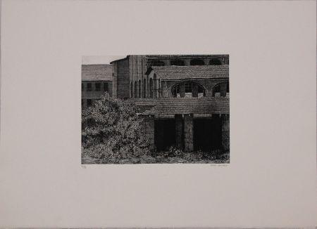Eau-Forte Cacciarini - Untitled