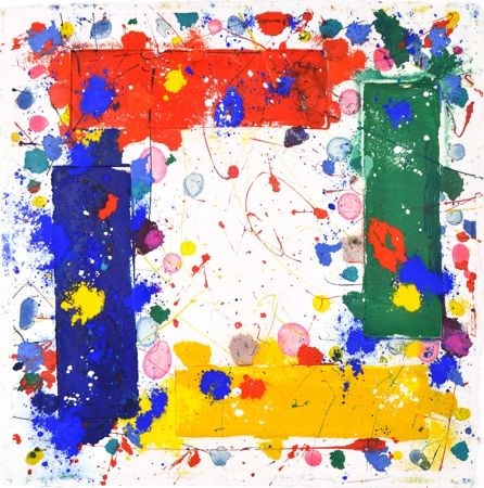 Monotype Francis - Untitled