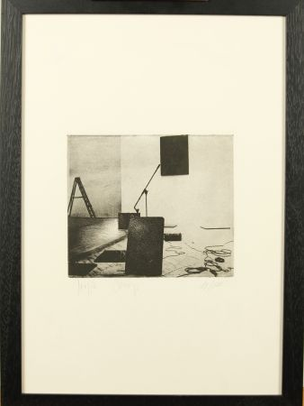 Gravure Beuys - Untitled