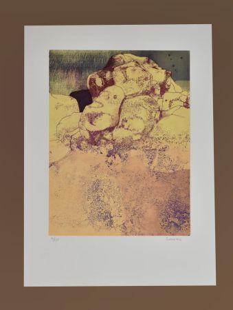 Eau-Forte Cremonini - Untitled