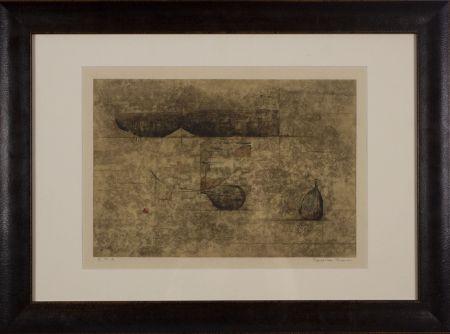 Sérigraphie Fukui - Untitled