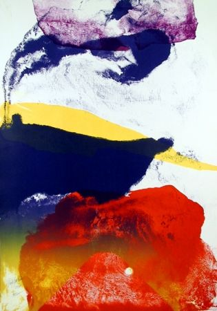 Lithographie Jenkins - Untitled - 2