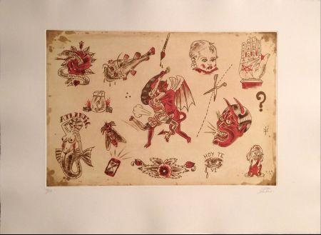 Gravure Lakra (Dr.) - Untitled, #10