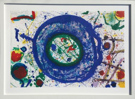 Lithographie Francis - Untitled 1991