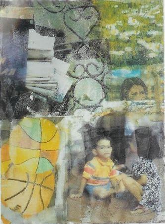 Lithographie Rauschenberg - Untitled, 1997