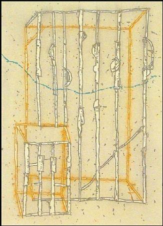Gravure Kauffman - Untitled #2