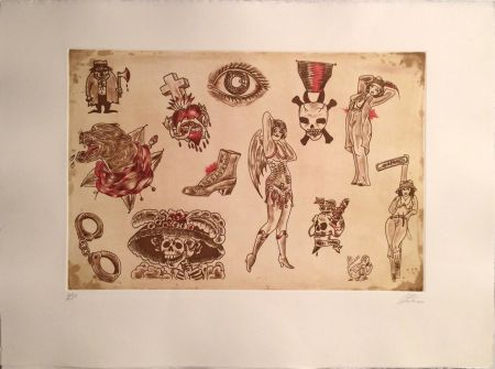 Gravure Lakra (Dr.) - Untitled, #3