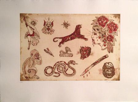 Gravure Lakra (Dr.) - Untitled, #7