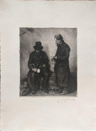 Pointe-Sèche Haasbauer-Wallrath - Untitled (Armut)