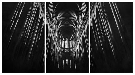 Photographie Longo - Untitled (Cathedral)