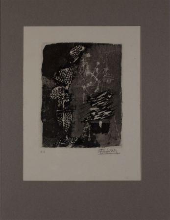 Eau-Forte Friedlaender - Untitled from 'Avanguardia internazionale', vol. 4