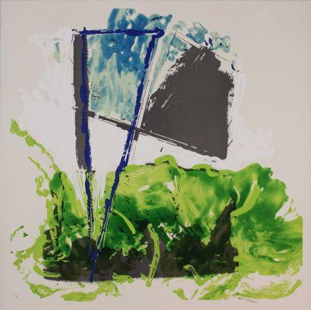 Sérigraphie Schifano - Untitled from 'Best seller' portfolio