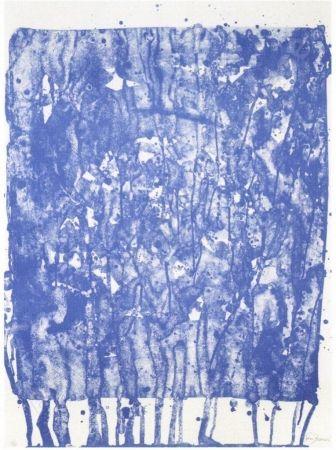 Lithographie Francis - Untitled, from Papierski Portfolio