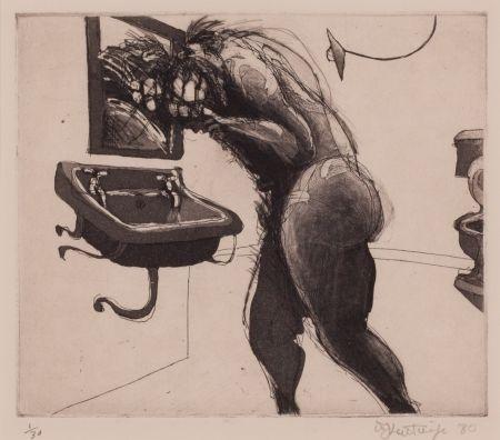 Eau-Forte Et Aquatinte Kentridge - Untitled, from the