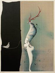 Lithographie Wunderlich - Untitled, from the portfolio: