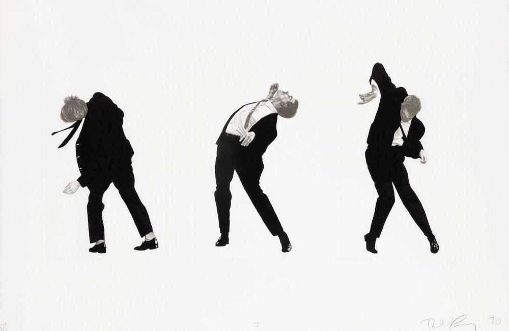 Lithographie Longo - Untitled (I)