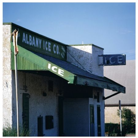 Photographie Cottingham - Untitled I (Albany Ice)