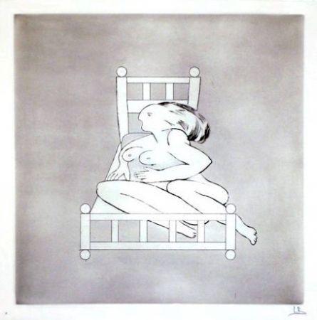 Gravure Bourgeois - Untitled II
