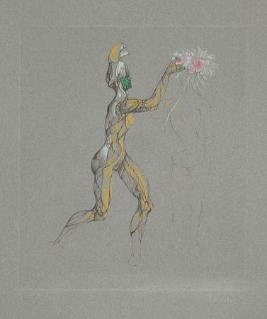 Gravure Fini - Untitled III