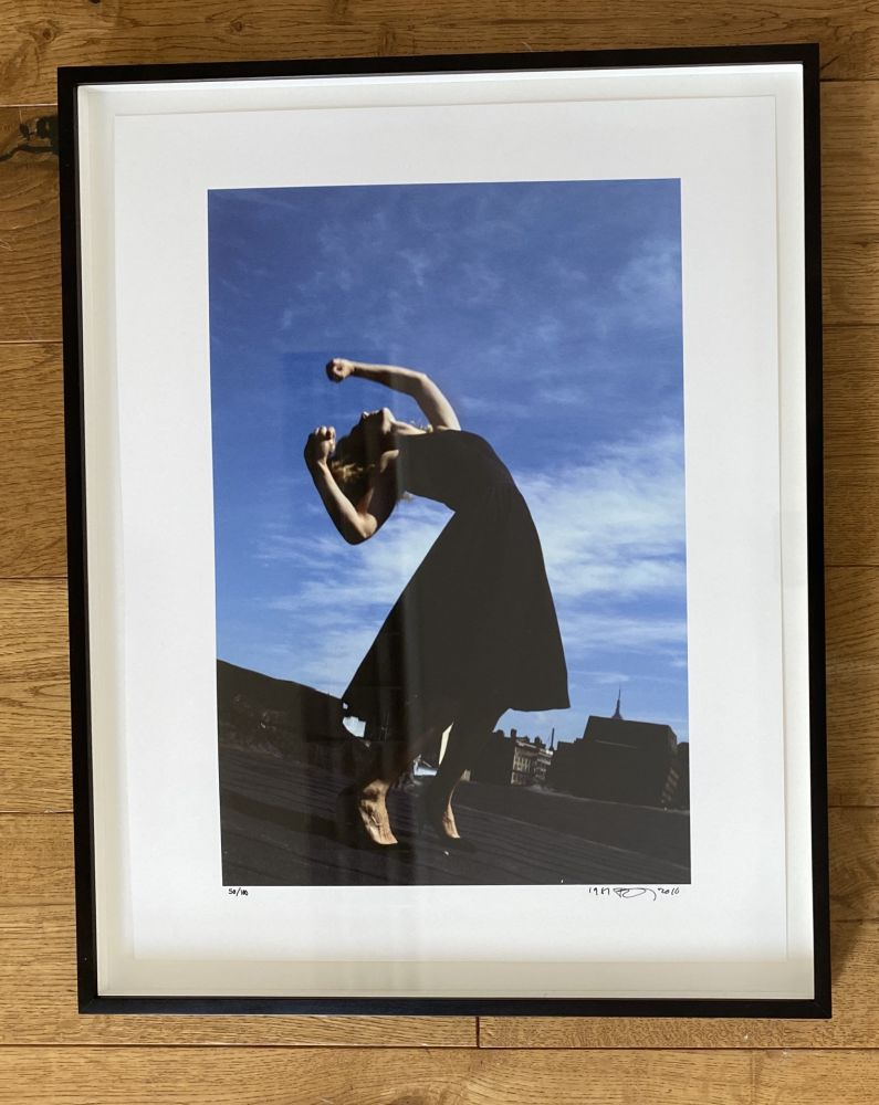 Photographie Longo - : Untitled (Janet, from the Men in the Cities Series)