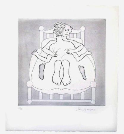 Gravure Bourgeois - Untitled VII