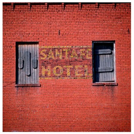 Photographie Cottingham - Untitled VII (Santa Fe Hotel)