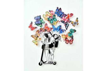 Multiple Gerstein - Urban Dream Butterflies