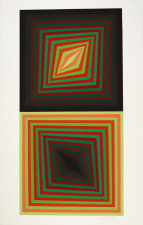 Multiple Vasarely - Usteok
