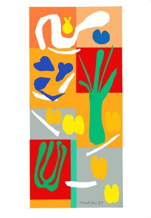 Lithographie Matisse - Végétaux (Vegetables)