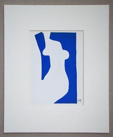 Lithographie Matisse - Vénus - 1952