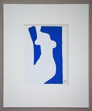 Lithographie Matisse (After) - Vénus - 1952