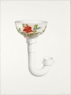 Lithographie Zhang  - V2