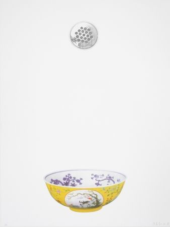 Lithographie Chunbo - V 5
