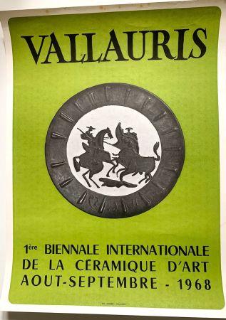 Aucune Technique Picasso - Vallauris - Typographical print