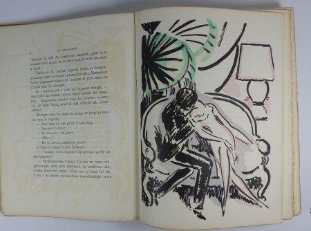 Livre Illustré Van Dongen - [Van Dongen] Victor Margueritte. La Garçonne. Ex. sur Hollande