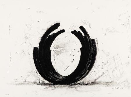 Sérigraphie Venet - Variations on the Arc 01