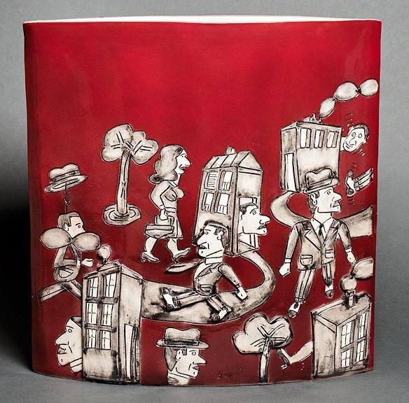 Céramique Segui - Vase