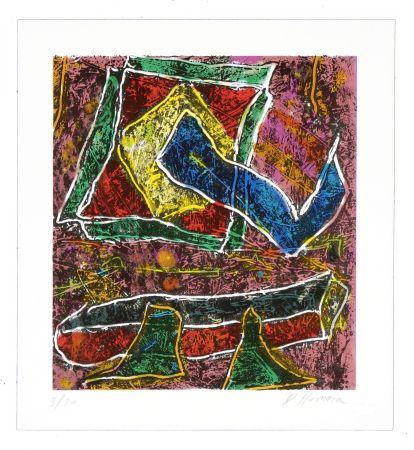 Lithographie Humair - Vb
