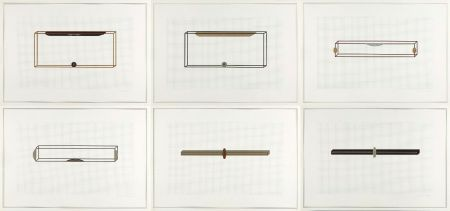 Lithographie Piacentino -