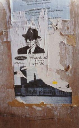 Sérigraphie Hopper - Venice, 1995