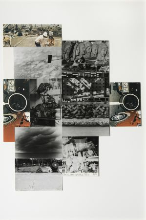 Lithographie Rauschenberg - Venice Print Project