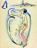 Livre Illustré Van Dongen - Venise seuil de l'eau