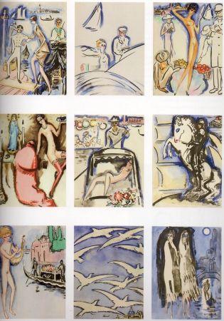 Livre Illustré Van Dongen - Venise seuil des eaux